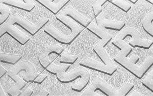 ผนังโฟมสามมิติ รุ่น Cosy-(White)