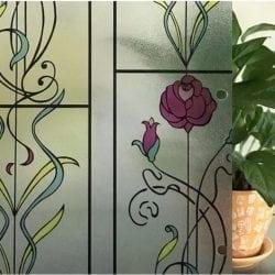 สติ๊กเกอร์ติดกระจก(StickerwallGlass)-รุ่น-E0157